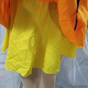 Leg Avenue Dresses - Leg Avenue Candy Corn witch Costume
